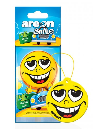 Areon Fresh Air Emoji Asma Oto Kokusu Smile Dry