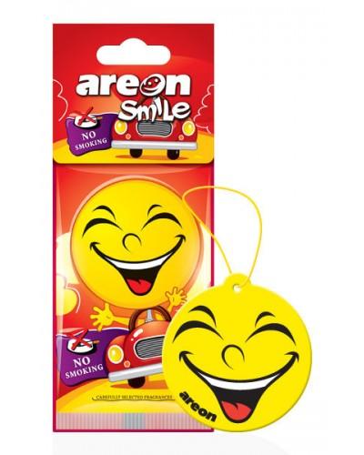 Areon No-Smokıng Emoji Asma Oto Kokusu Smile Dry