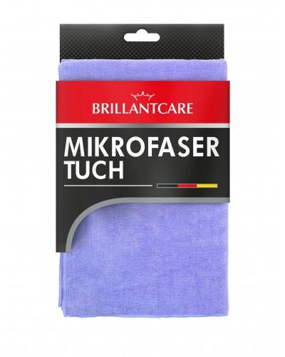 Brıllantcare Mikrotek. Mikrofiber Temizlik Bezi Extra 40X60