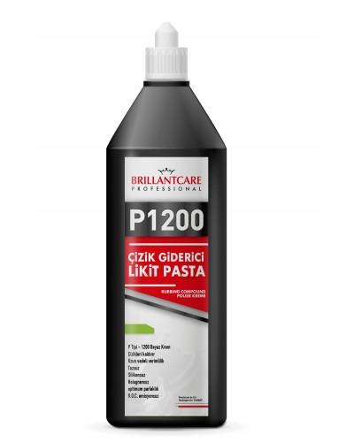 Brıllantcare Profesyonel Nanoteknoloji P1200 Çizik Giderici Pasta Cila