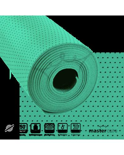 Mastercare Yerden Isıtma Sistemleri için Delikli Parke Altı Ses Yalıtım Rulosu 3mm (25m²)