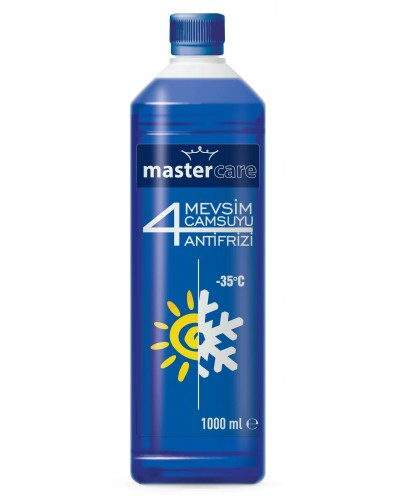 Mastercare 4 Mevsim Cam Suyu Antifrizi -35C