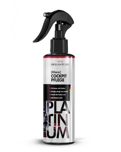 Brillantcare - Platinum Kokpit Temizleyici Parlak Görünüm